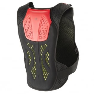 Alpinestars Sequence Anthracite Red Chest Protector Image 3