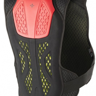 Alpinestars Sequence Anthracite Red Chest Protector Image 4