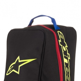 Alpinestars Motocross Black Blue Boot Bag Image 2