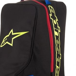 Alpinestars Motocross Black Blue Boot Bag Image 3