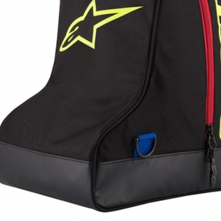 Alpinestars Motocross Black Blue Boot Bag Image 4