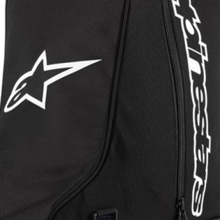 Alpinestars Motocross Black White Boot Bag Image 3