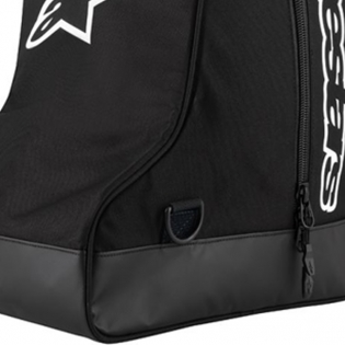 Alpinestars Motocross Black White Boot Bag Image 4