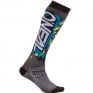 ONeal MX Villain Grey Boot Socks