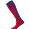 ONeal MX Twoface Blue Red