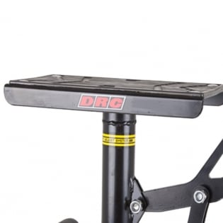 DRC Wide Black Lift Bike Stand Image 2
