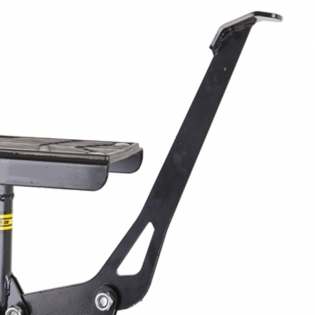 DRC Wide Black Lift Bike Stand Image 4