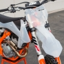 Polisport KTM Plastic Kit - Clear Transparent