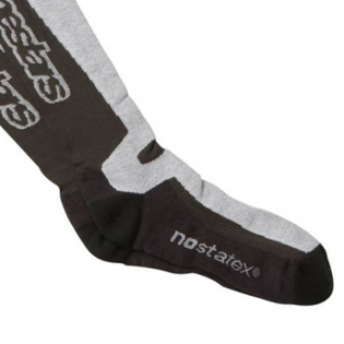 Alpinestars Thermal Tech Black Grey Socks Image 4
