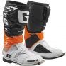 Gaerne SG12 Orange Black White Motocross Boots