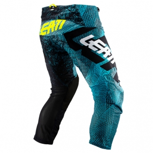 Leatt GPX 4.5 Lite Tech Blue Motocross Pants Image 3