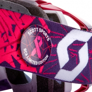 Scott Prospect BCA Ltd Edition Pink Purple Pink Chrome Goggles Image 3