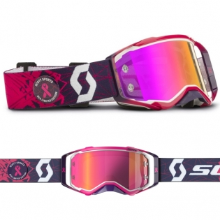 Scott Prospect BCA Ltd Edition Pink Purple Pink Chrome Goggles Image 4