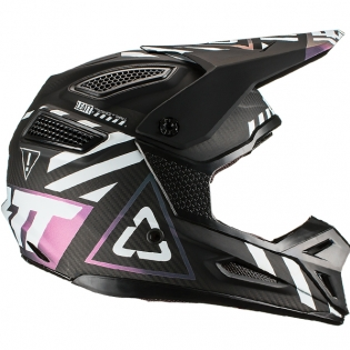 Leatt GPX 6.5 V19.1 Carbon Black Helmet Image 3