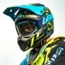 Leatt GPX 5.5 V19.1 Black Lime Helmet