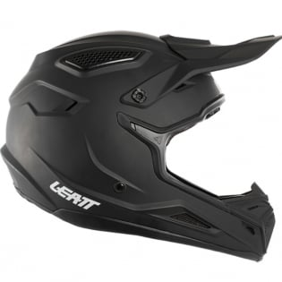 Leatt GPX 4.5 Satin Black Helmet Image 3