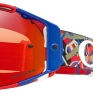 Oakley Airbrake MX Goggles - Camo Vine Jungle RWB Prizm Torch