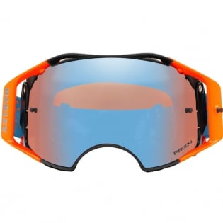 Oakley Airbrake MX Goggles - Camo Vine Night Orange Blue Prizm Image 2