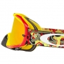 Oakley Crowbar Goggles - Camo Vine Red Yellow Fire Iridium