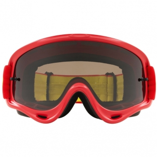 Oakley O Frame Goggles - Red Yellow Dark Grey Image 2