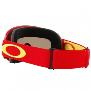 Oakley O Frame Goggles - Red Yellow Dark Grey Image 3