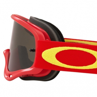 Oakley O Frame Goggles - Red Yellow Dark Grey Image 4