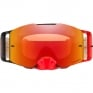 Oakley Front Line MX Goggles - Equaliser Red Yellow Prizm Iridium