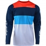 Troy Lee Designs SE Air Beta White Navy Jersey