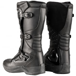 ONeal RSX Black Motocross Boots Image 3