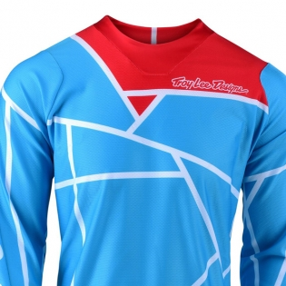 Troy Lee Designs SE Air Metric Ocean Jersey Image 2
