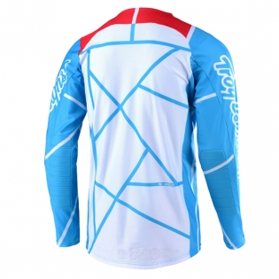 Troy Lee Designs SE Air Metric Ocean Jersey Image 3