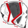 Sidi Crossfire 3 SRS Black Red White Motocross Boots