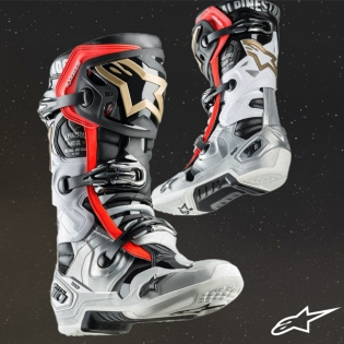 Alpinestars Tech 10 Limited Edition Battle Born Boots Image 3