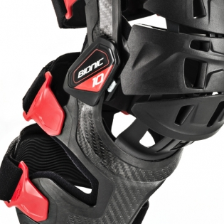 Alpinestars Bionic 10 Carbon Knee Braces - Pair Image 2