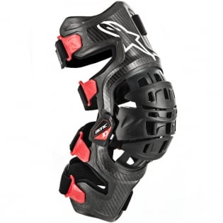 Alpinestars Bionic 10 Carbon Knee Braces - Pair Image 3