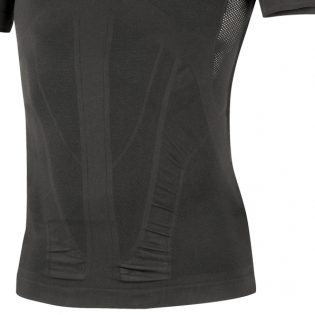 Alpinestars Tech Top Black Red Short Sleeve Summer Base Layer Image 4