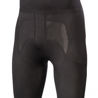 Alpinestars Tech Pants Black Red Summer Base Layer Image 2