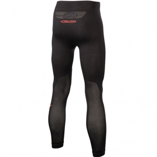 Alpinestars Tech Pants Black Red Summer Base Layer Image 3