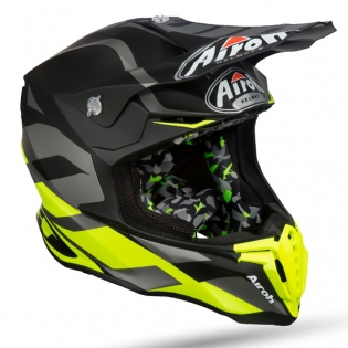 Airoh Twist Great Anthracite Matt Helmet Image 2