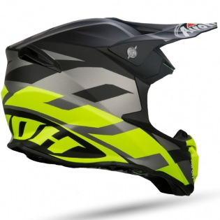 Airoh Twist Great Anthracite Matt Helmet Image 4