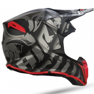 Airoh Twist Legend Black Matt Helmet Image 4