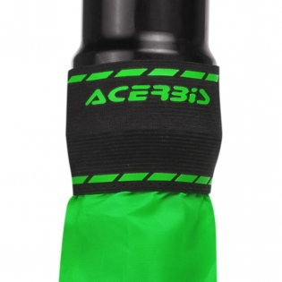 Acerbis X Mud Green Fork Covers Image 2