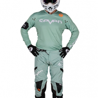 Seven MX Rival Trooper Paste Pants Image 2