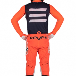 Seven MX Kids Zero Victory Coral Navy Kit Combo Image 4