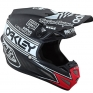 Troy Lee Designs SE4 Carbon Team Edition 2 Black Helmet