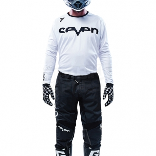 Seven MX Annex Staple White Black Kit Combo Image 2