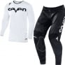Seven MX Annex Staple White Black Kit Combo