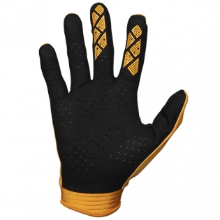 Seven MX Zero Crossover Orange Gloves Image 2