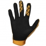 Seven MX Zero Crossover Orange Gloves