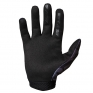 Seven MX Kids Annex Skinned Black Gloves